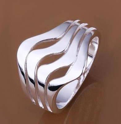 b17797c11111 Anillo de plata de ley antialergico de diseño n1523