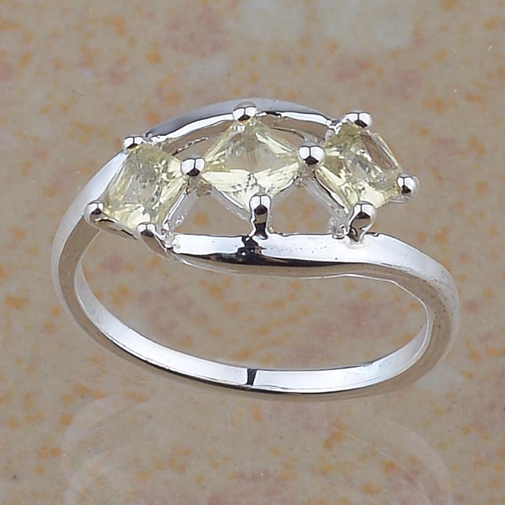 933753d45fc9 Anillo oro blanco con piedras citrine n2050 – Brazaletes y Sortijas