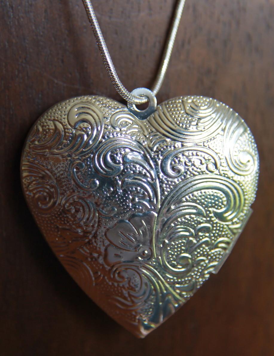 código promocional e96a8 b0b5d Collar camafeo vintage de plata de diseño n826