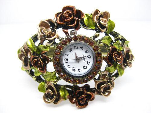 8f3e7f24f973 Reloj brazalete mujer vintage retro n331 – Brazaletes y Sortijas